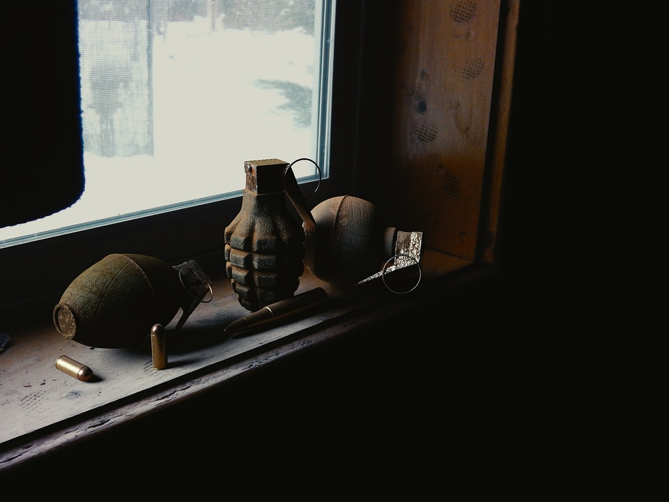 When packing for your flight, don't bring 'Grandpa's grenade'